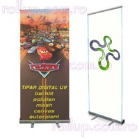 Rollup banner 85 ECO + Print
