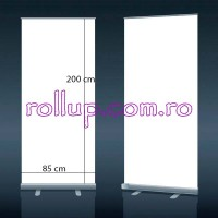 Rollup banner 85 ECO